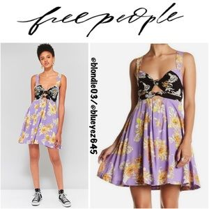"""Free People """"Baby It's You"""" dress M"""